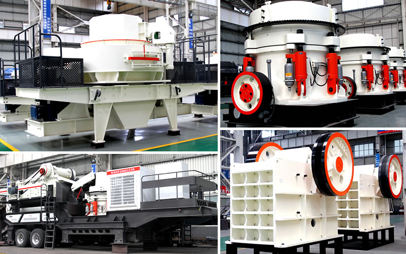 Different Types of Stone Crusher Machines