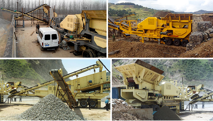 Coal Crushing Production Line