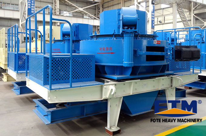 Fote Sand Making Machine